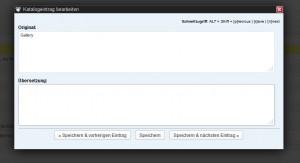 WordPress-Theme Übersetzung mit dem Codestyling Localization Plugin
